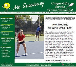 Mr. GoodVolley