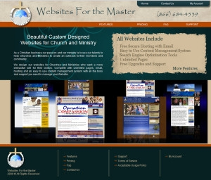 Websites for the Master